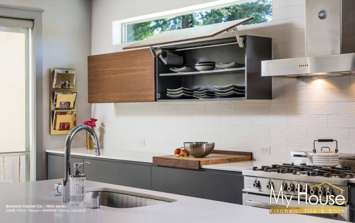 Bellmont Cabinets 1900 Cove Madrid